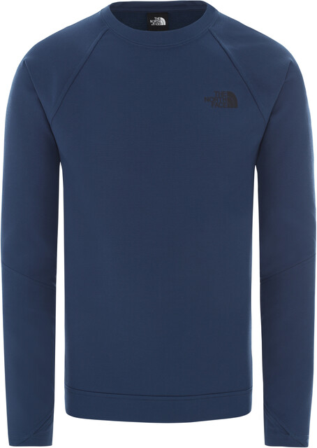The North Face Tekno Ridge Rundhals Pullover Herren blue wing teal